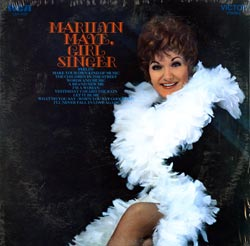 Marilyn Maye Girl Singer