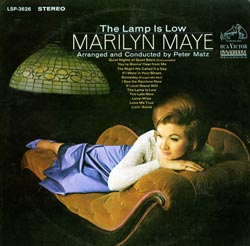 The Lamp is Low - Marilyn Maye
