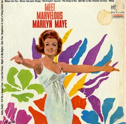 Meet Marvelous Marilyn Maye