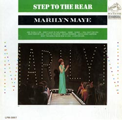 Step to the Rear - Marilyn Maye