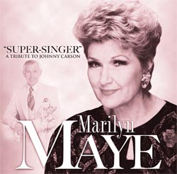 Marilyn Maye - Super Singer A Tribute to Johnny Carson